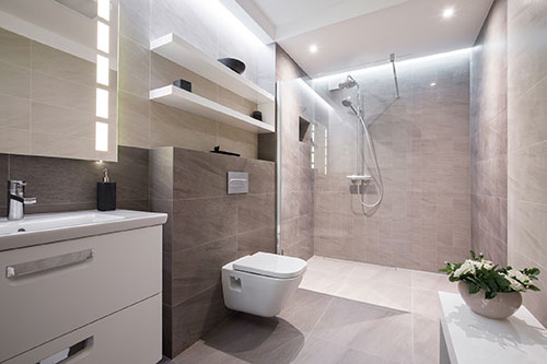 fitted bathroom in Hull
