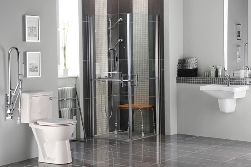 Disabled wet rooms shower rooms bathrooms in hull - Disabled shower room ...